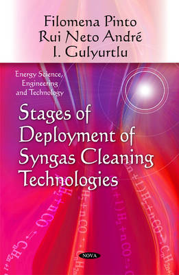 Stages of Deployment of Syngas Cleaning Technologies (Paperback)