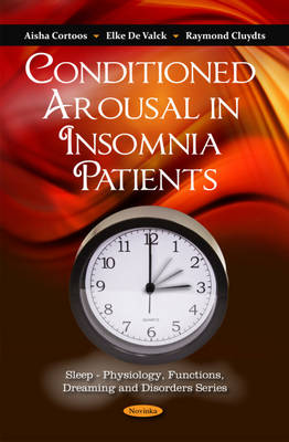 Conditioned Arousal in Insomnia Patients (Paperback)