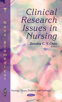 Clinical Research Issues in Nursing (Hardback)