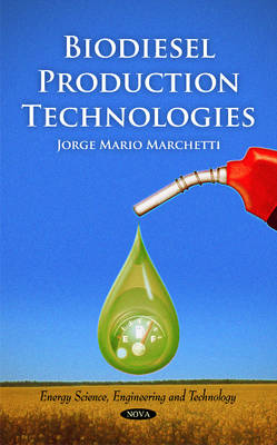 Biodiesel Production Technologies (Hardback)
