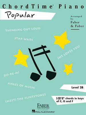 ChordTime Piano - Popular (Paperback)