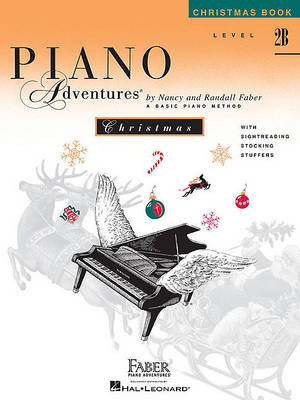 Piano Adventures - Christmas Book Level 2B (Paperback)