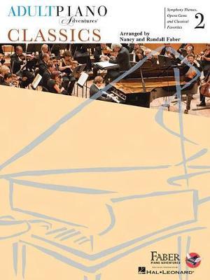Adult Piano Adventures Classics Book 2 (Piano) (Paperback)