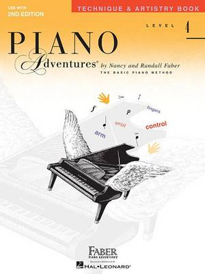 Faber: Piano Adventures Technique & Artistry Book (Paperback)