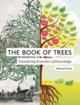 Book of Trees, The: Visualizing Branches of Knowledge (Hardback)
