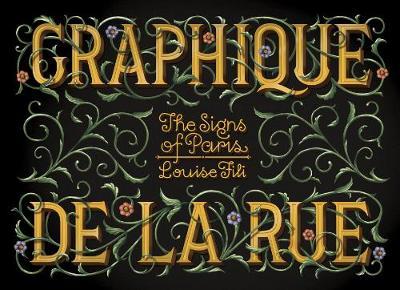 Graphique de la Rue: The Signs of Paris (Hardback)