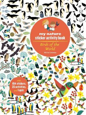 Birds of the World: My Nature Sticker Activity Book (Paperback)