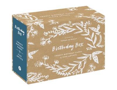 Birthday Box By Sarah Mcnally Waterstones