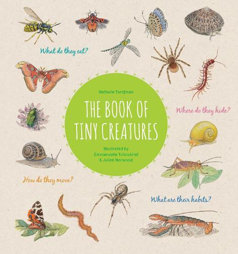 The Book of Tiny Creatures (Hardback)
