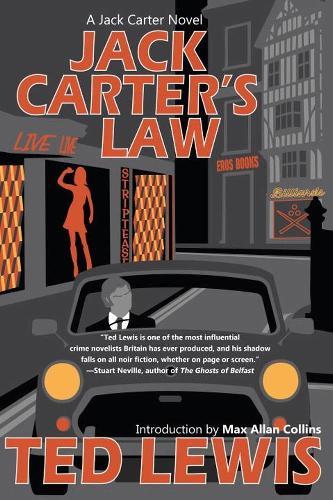 Jack Carter's Law (Paperback)