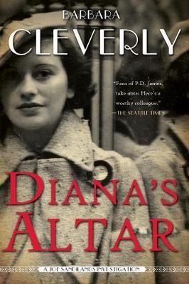 Diana's Altar: A Joe Sandilands Investigation (Hardback)