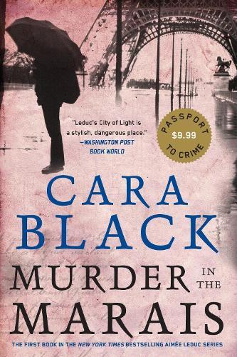 Murder In The Marais: An Aimee Leduc Investigation, Vol. 1 (Paperback)