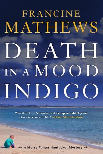 Death In A Mood Indigo (Paperback)