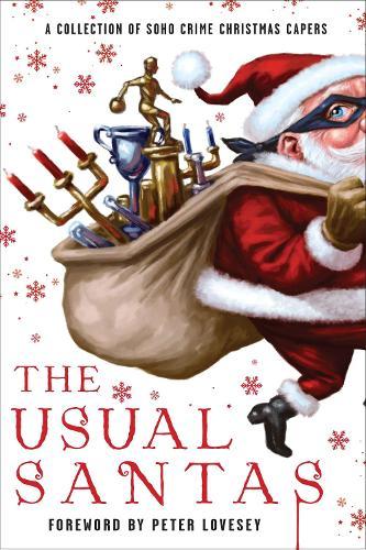 The Usual Santas: A Soho Crime Holiday Anthology (Hardback)