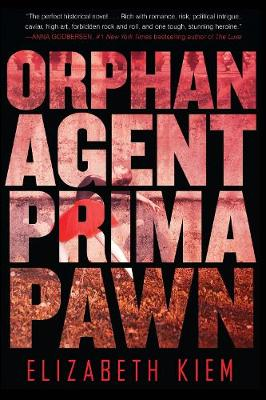 Orphan, Agent, Prima, Pawn (Paperback)