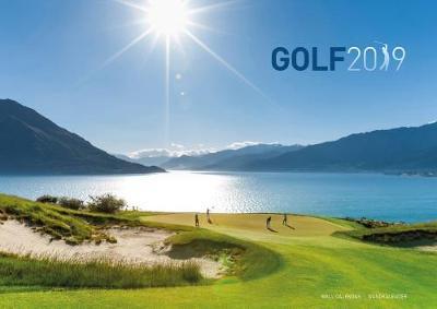 Golf 2019 Calendar (Calendar)