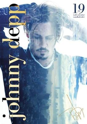 Johnny Depp 2019 Calendar (Calendar)