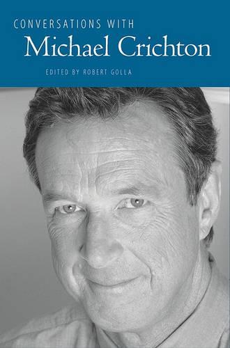 Conversations with Michael Crichton - Literary Conversations Series (Hardback)