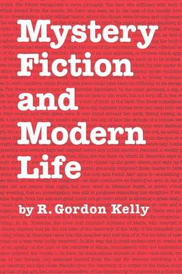 Mystery Fiction and Modern Life (Paperback)