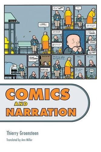 Comics and Narration (Hardback)