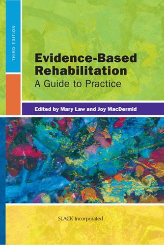 Evidence-Based Rehabilitation: A Guide to Practice (Hardback)