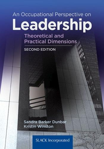 An Occupational Perspective on Leadership: Theoretical and Practical Dimensions (Paperback)