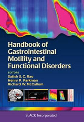 Handbook of Gastrointestinal Motility and Functional Disorders (Paperback)