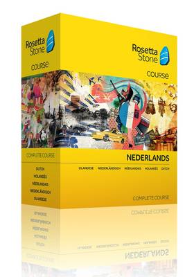 Rosetta Stone Dutch Complete Course (CD-ROM)