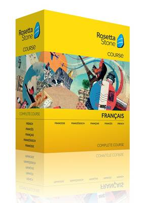 Rosetta Stone French Complete Course (CD-ROM)