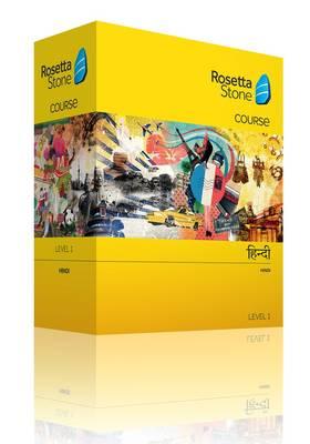 Rosetta Stone Hindi Level 1 (CD-ROM)