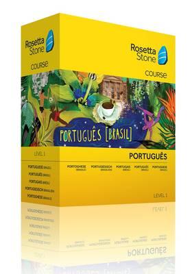Rosetta Stone Portuguese (Brazil) Level 1 (CD-ROM)