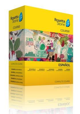 Rosetta Stone Spanish (Latin America) Complete Course (CD-ROM)