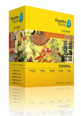 Rosetta Stone Spanish (Spain) Complete Course (CD-ROM)