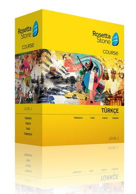 Rosetta Stone Turkish Level 1 (CD-ROM)