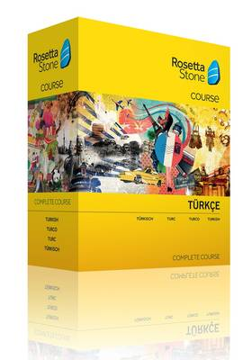Rosetta Stone Turkish Complete Course (CD-ROM)