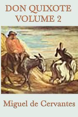 Don Quixote Vol. 2 (Paperback)