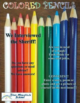 Colored Pencils (Paperback)