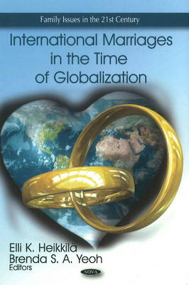International Marriages in the Time of Globalization (Hardback)