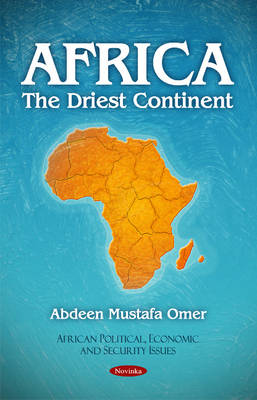 Africa: The Driest Continent (Paperback)