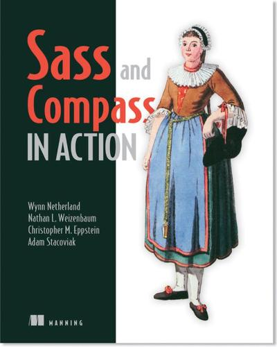 Sass & Compass in Action (Paperback)