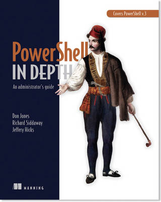PowerShell in Depth (Paperback)