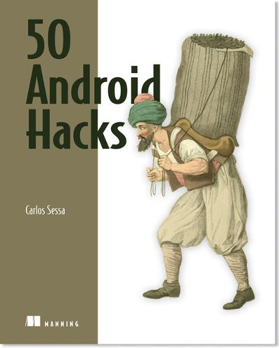 50 Android Hacks (Paperback)