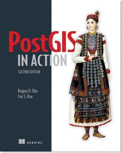 PostGIS in Action (Paperback)