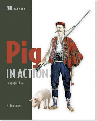 Pig in Action:Munging big data (Paperback)