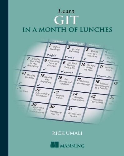 Learn Git in a Month of Lunches (Paperback)
