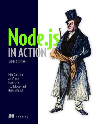 Node.js in Action, Second Edition (Paperback)