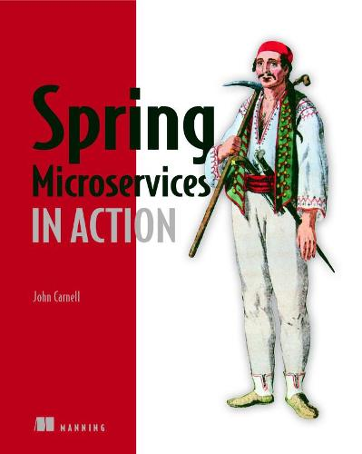 Spring Microservices in Action (Paperback)
