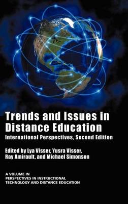 Trends and Issues in Distance Education: International Perspectives (Hardback)