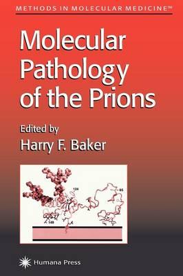 Molecular Pathology of the Prions - Methods in Molecular Medicine 59 (Paperback)