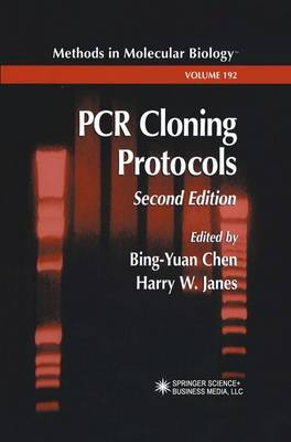 PCR Cloning Protocols - Methods in Molecular Biology 192 (Paperback)